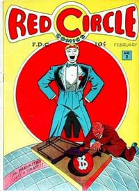 Cover Thumbnail for Red Circle Comics (Rural Home, 1945 series) #2