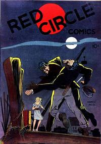 Cover Thumbnail for Red Circle Comics (Rural Home, 1945 series) #3