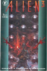 Cover Thumbnail for Alien 3 [Alien³] (Dark Horse, 1992 series) #3