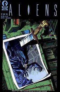 Cover Thumbnail for Aliens (Dark Horse, 1988 series) #2