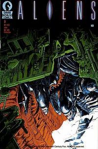 Cover Thumbnail for Aliens (Dark Horse, 1988 series) #3