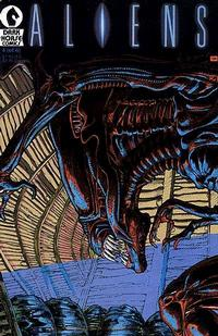 Cover Thumbnail for Aliens (Dark Horse, 1988 series) #4