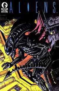 Cover Thumbnail for Aliens (Dark Horse, 1988 series) #6