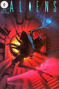 Cover Thumbnail for Aliens (Dark Horse, 1989 series) #1