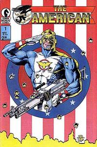 Cover Thumbnail for The American (Dark Horse, 1987 series) #1