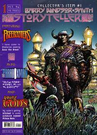 Cover Thumbnail for Barry Windsor-Smith: Storyteller (Dark Horse, 1996 series) #1