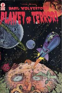 Cover Thumbnail for Basil Wolverton's Planet of Terror (Dark Horse, 1987 series) #1