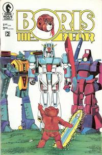 Cover Thumbnail for Boris the Bear (Dark Horse, 1986 series) #2