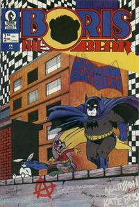 Cover Thumbnail for Boris the Bear (Dark Horse, 1986 series) #6