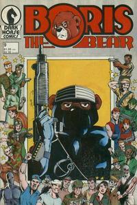 Cover Thumbnail for Boris the Bear (Dark Horse, 1986 series) #9