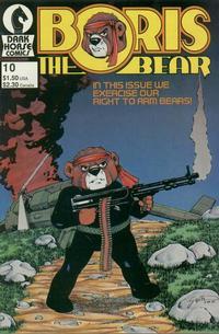 Cover Thumbnail for Boris the Bear (Dark Horse, 1986 series) #10
