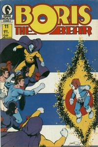 Cover Thumbnail for Boris the Bear (Dark Horse, 1986 series) #11