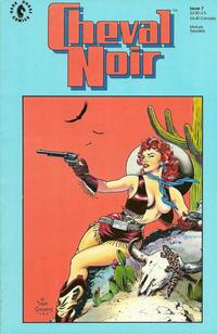 Cover Thumbnail for Cheval Noir (Dark Horse, 1989 series) #7