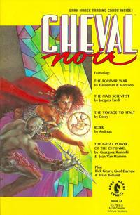 Cover Thumbnail for Cheval Noir (Dark Horse, 1989 series) #16
