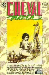 Cover Thumbnail for Cheval Noir (Dark Horse, 1989 series) #24