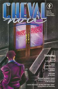 Cover Thumbnail for Cheval Noir (Dark Horse, 1989 series) #44