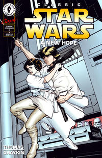 Cover Thumbnail for Classic Star Wars: A New Hope (Dark Horse, 1994 series) #2