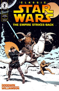 Cover Thumbnail for Classic Star Wars: The Empire Strikes Back (Dark Horse, 1994 series) #1
