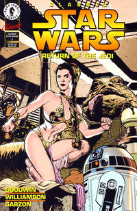Cover Thumbnail for Classic Star Wars: Return of the Jedi (Dark Horse, 1994 series) #1