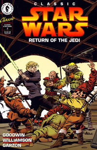 Cover Thumbnail for Classic Star Wars: Return of the Jedi (Dark Horse, 1994 series) #2