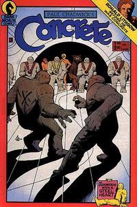 Cover Thumbnail for Concrete (Dark Horse, 1987 series) #3