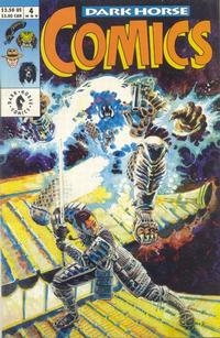 Cover Thumbnail for Dark Horse Comics (Dark Horse, 1992 series) #4
