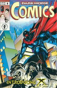 Cover Thumbnail for Dark Horse Comics (Dark Horse, 1992 series) #8