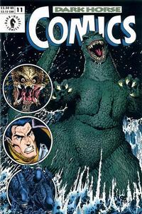 Cover Thumbnail for Dark Horse Comics (Dark Horse, 1992 series) #11