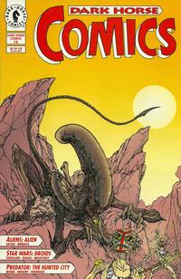 Cover Thumbnail for Dark Horse Comics (Dark Horse, 1992 series) #18