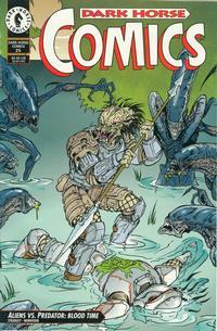 Cover Thumbnail for Dark Horse Comics (Dark Horse, 1992 series) #25