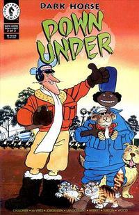 Cover Thumbnail for Dark Horse Down Under (Dark Horse, 1994 series) #2