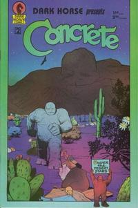 Cover Thumbnail for Dark Horse Presents (Dark Horse, 1986 series) #2