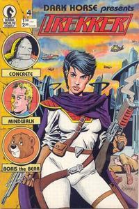 Cover Thumbnail for Dark Horse Presents (Dark Horse, 1986 series) #4