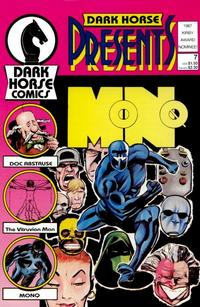 Cover Thumbnail for Dark Horse Presents (Dark Horse, 1986 series) #7