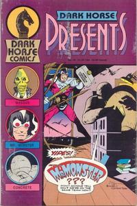 Cover Thumbnail for Dark Horse Presents (Dark Horse, 1986 series) #14