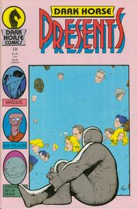 Cover Thumbnail for Dark Horse Presents (Dark Horse, 1986 series) #18