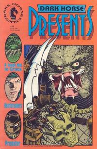 Cover Thumbnail for Dark Horse Presents (Dark Horse, 1986 series) #35
