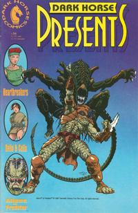 Cover Thumbnail for Dark Horse Presents (Dark Horse, 1986 series) #36 [Cover A]