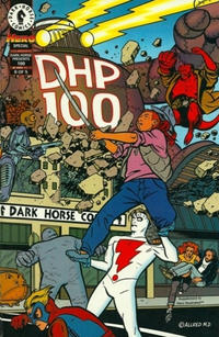 Cover Thumbnail for Dark Horse Presents (Dark Horse, 1986 series) #100-0