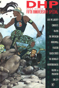Cover Thumbnail for Dark Horse Presents Fifth Anniversary Special (Dark Horse, 1991 series)