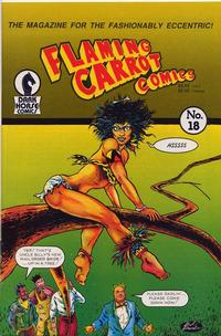 Cover Thumbnail for Flaming Carrot Comics (Dark Horse, 1988 series) #18