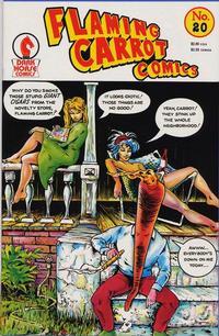Cover Thumbnail for Flaming Carrot Comics (Dark Horse, 1988 series) #20