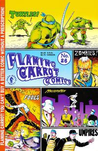 Cover Thumbnail for Flaming Carrot Comics (Dark Horse, 1988 series) #26