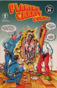 Cover Thumbnail for Flaming Carrot Comics (Dark Horse, 1988 series) #28