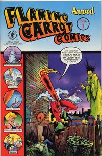 Cover Thumbnail for Flaming Carrot Comics Annual (Dark Horse, 1997 series) #1