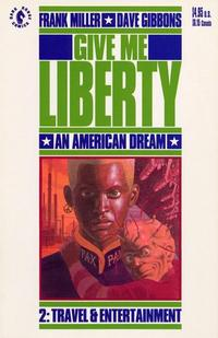 Cover Thumbnail for Give Me Liberty (Dark Horse, 1990 series) #2