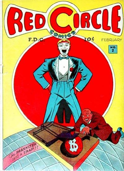 Cover for Red Circle Comics (Rural Home, 1945 series) #2