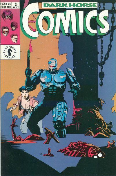 Cover for Dark Horse Comics (Dark Horse, 1992 series) #2