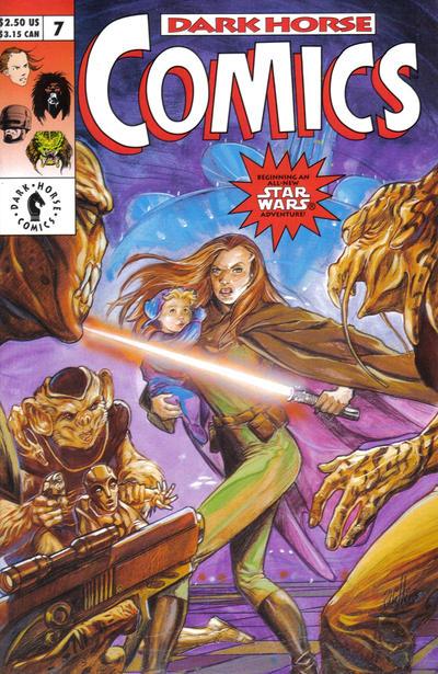 Cover for Dark Horse Comics (Dark Horse, 1992 series) #7