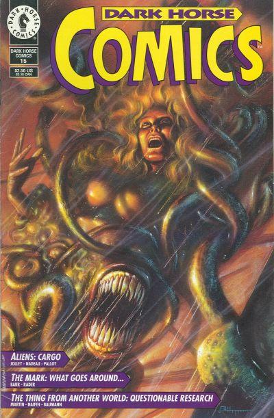 Cover for Dark Horse Comics (Dark Horse, 1992 series) #15